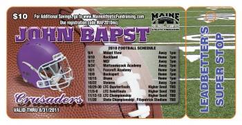 John Bapst Football